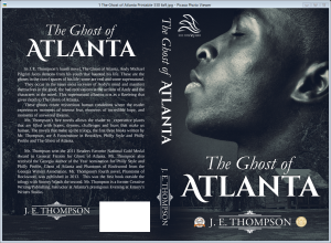The Ghost of Atlanta new book cover!